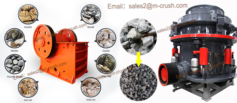 Symons Cone Crusher Machine, Marble Used Cone Crusher for Sale, Andesite Stone Crusher