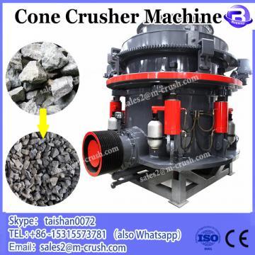 HSM 2-50t/h coal coke limestone crushing roller bearing cone crusher