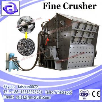 2016 China Best Mobile European Type Big Capacity Fine Jaw Crusher