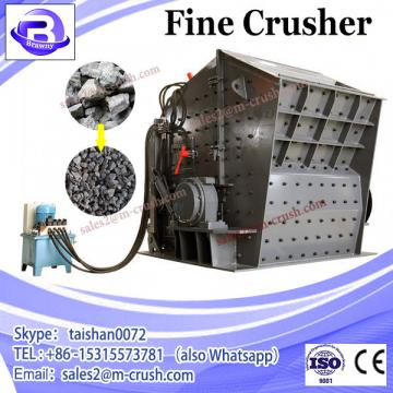 Stones secondary crusher / fine jaw crusher