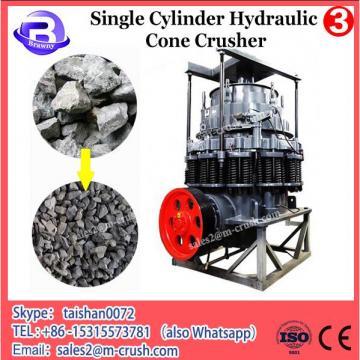 Hign quality silica sand single cylinder hydraulic cone crusher/sand crusher