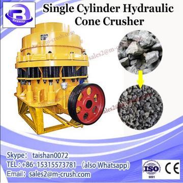 silica sand powder making plant used single cylinder hydraulic cone crusher