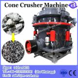 Compoud cone crusher machinery for stone processing