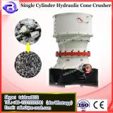 hysan single cylinder hydraulic cone crusher with good quality