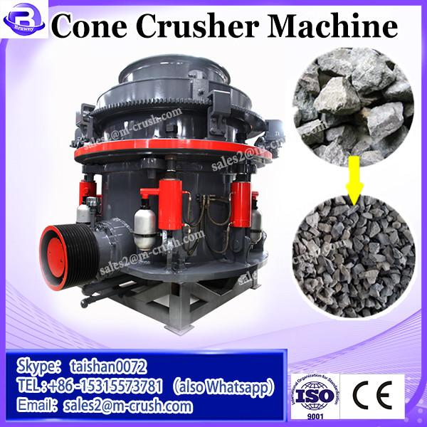 Mobile Fine Quarry Primary And Secondary Crushing Ore Hydraulic Stone Cone Crusher #1 image