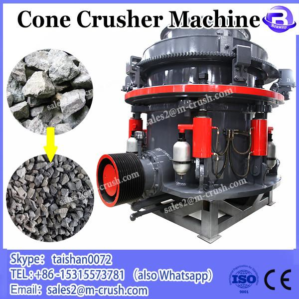 Factory supplier hard rocks concrete feldspar marble cone crusher machine for sale #2 image