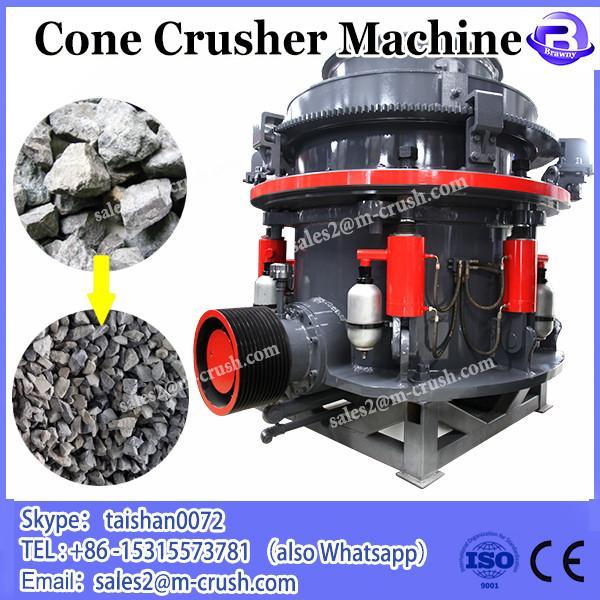 High quality diesel engine cone crusher/ stone crusher machine #1 image