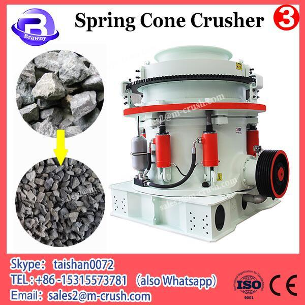 Cement pyb 600 high technology spring cone crusher price list #2 image